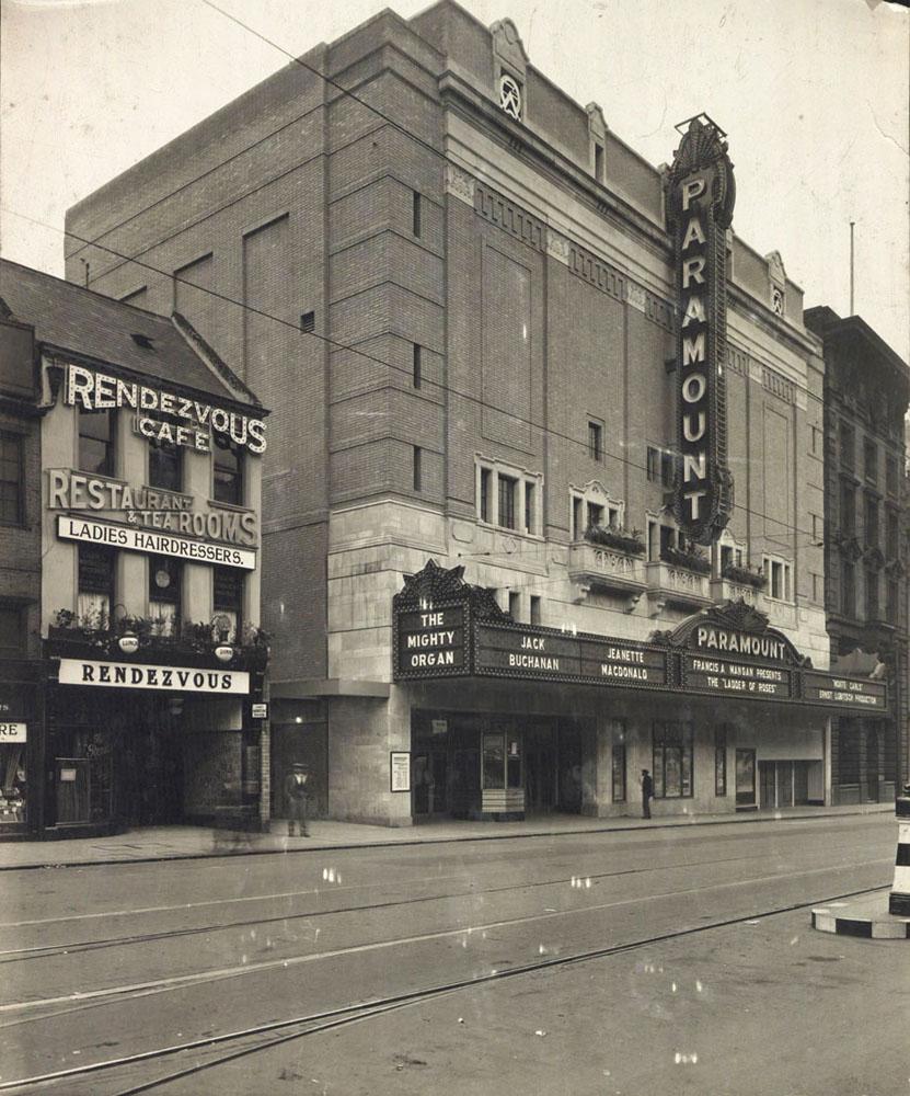 Paramount Theatre, Newcastle upon Tyne