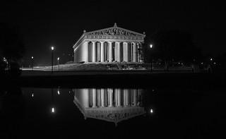 Tennessee - Nashville Parthenon   by tom_stromer