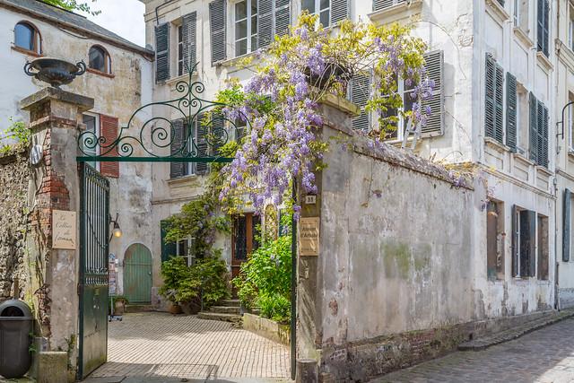 Atelier d'Artiste, Honfleur, France