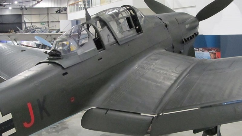 Junkers Ju-87 G2 Stuka 2