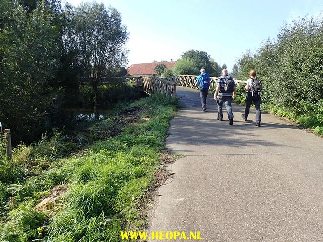 2017-09-16      -St. Oedenrode  OLAT 50 jaar    Jubileumtocht    28 Km (93)