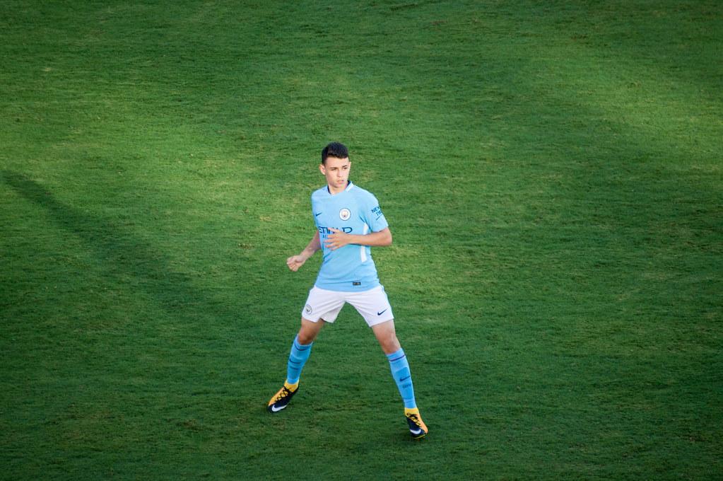 Phil Foden | Manchester City vs Tottenham Hotspur at Nissan … | Flickr