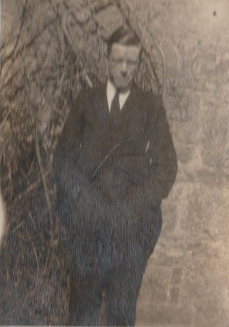 G.E.F. Cowell 1923