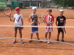 Kids Tennis High School 30.08.2017