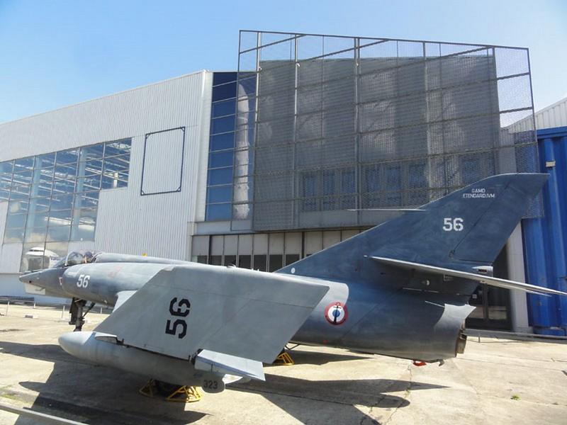 Dassault Etendard IV.M 6