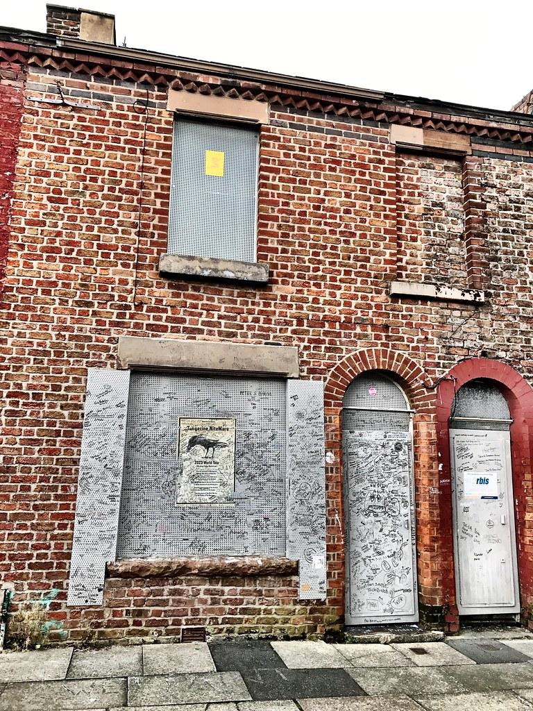 Amazing Childhood Home Of Ringo Starr Liverpool 10 Admiral Grove Home Interior And Landscaping Eliaenasavecom