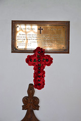 Those in Uggeshall and Sotherton parishes who gave their lives in the Great War