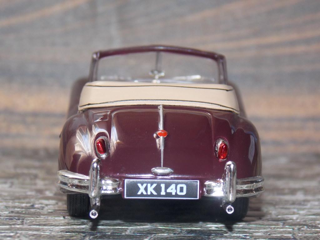 Jaguar XK 140 – 1954