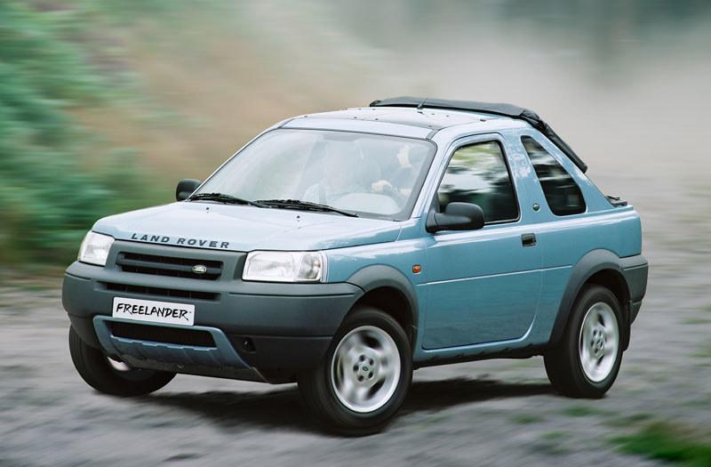 Land Rover Freelander 3 Doors – 1998