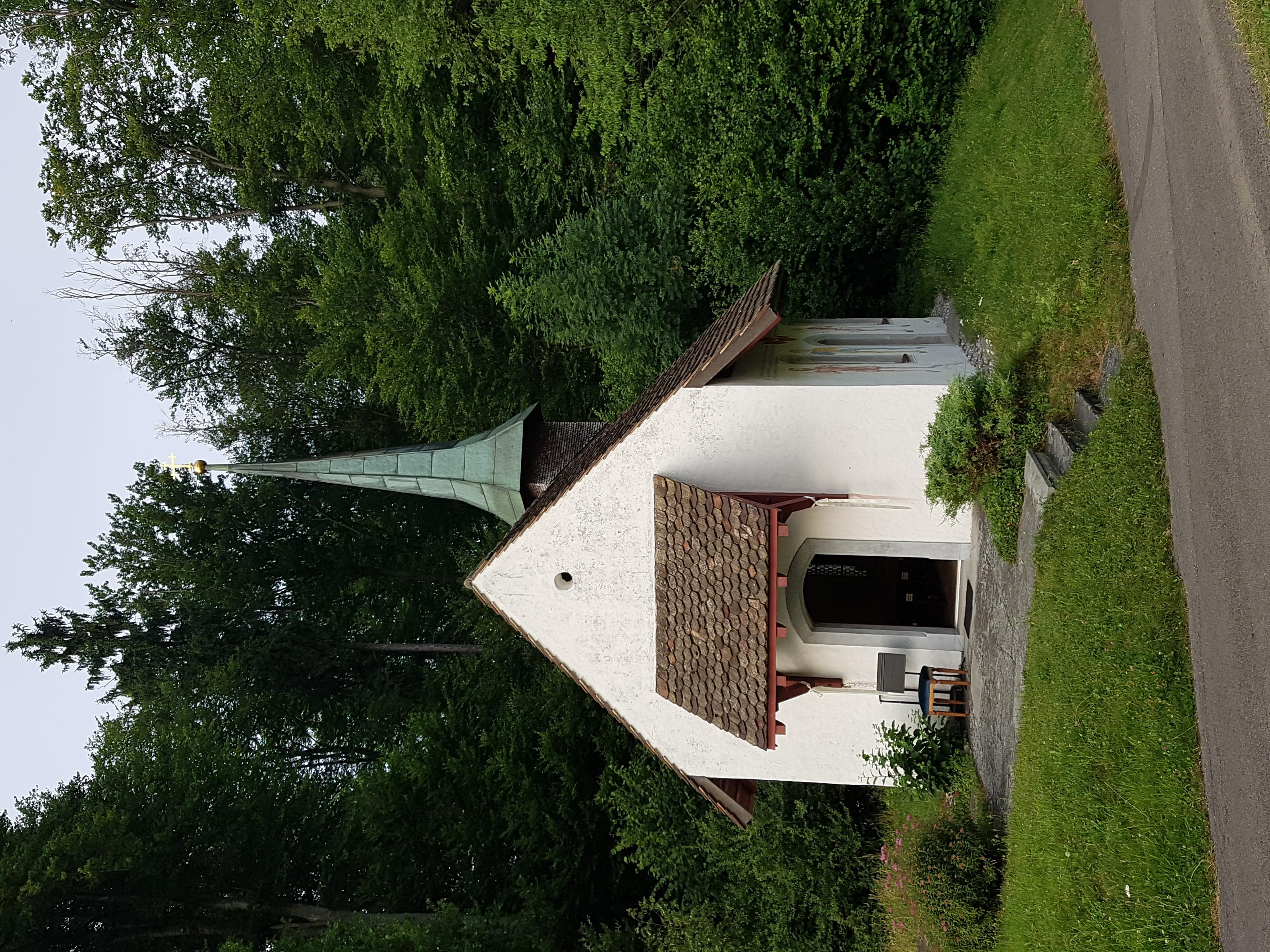 23.06.2017 Junimesse Kapelle 3 Eidgenossen