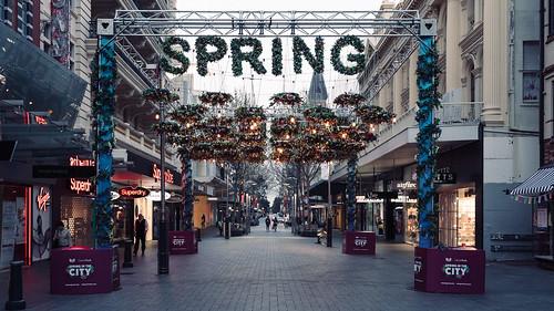 Spring | by VirtualWolf