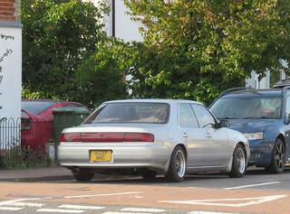 1996 Nissan Laurel 2.8D (C34)   by Spottedlaurel