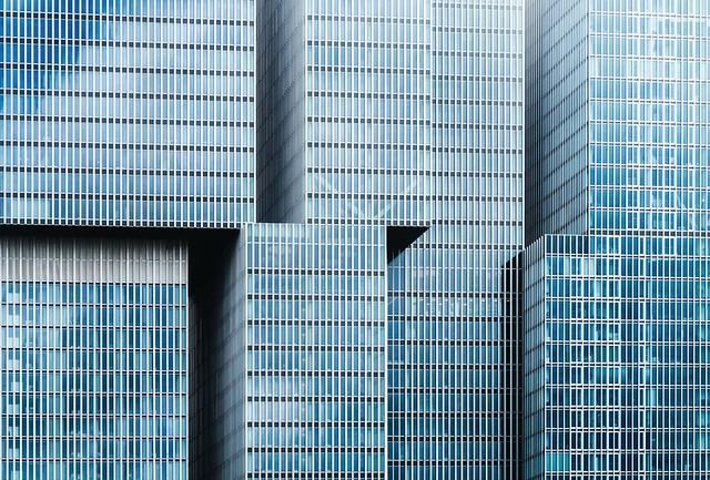 Rem Koolhaas - OMA. De Rotterdam #7