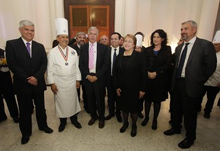 Gala 2015 Les Toques Blanches | by Ministerio de Agricultura - Chile