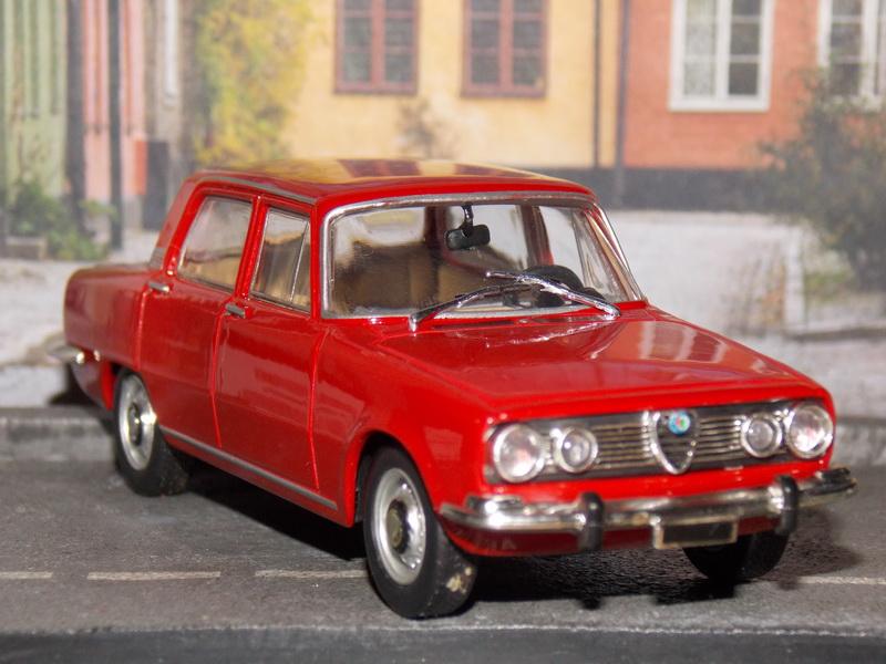 Alfa Romeo 1750 - 1968