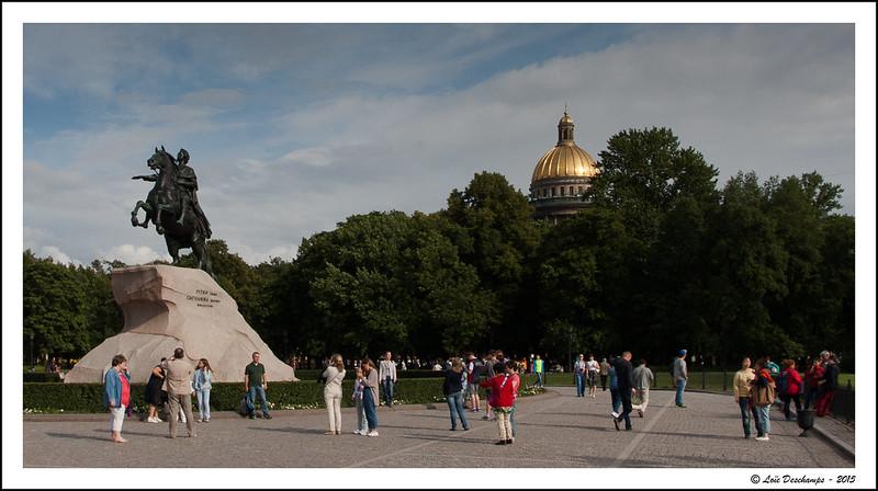 Saint-Petersbourg - 2015