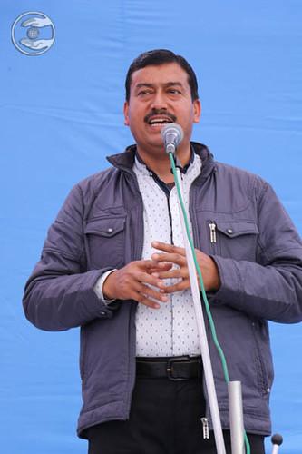 Tej Singh Bhandari from Bhogpur, expresses his views