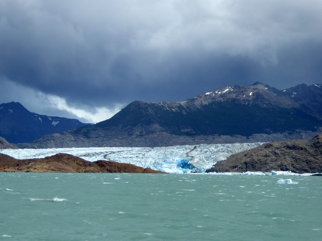 Chile's Southern Patagonia Ice Field Ruptured by Climate Change: Scientists