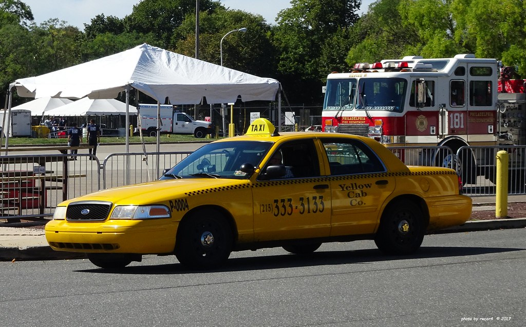Yellow Cab Company - Philadelphia PA - Ford Crown Victoria… | Flickr