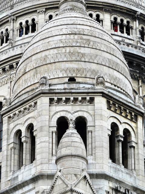 Sacred Heart Basilica, Paris, France