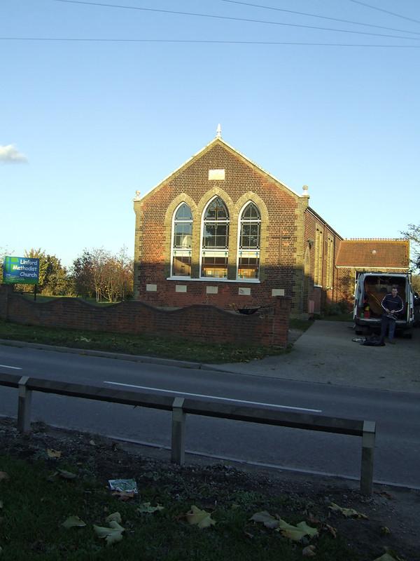 Linford church