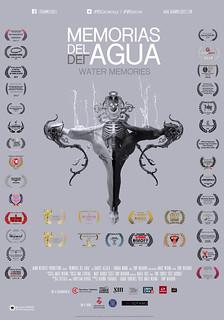 Memorias del Agua - Water Memories (Cartel Oficial con selecciones)   by Dawn Melodies Productions