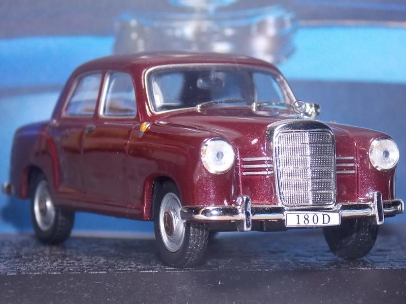 Mercedes Benz 180D - 1954