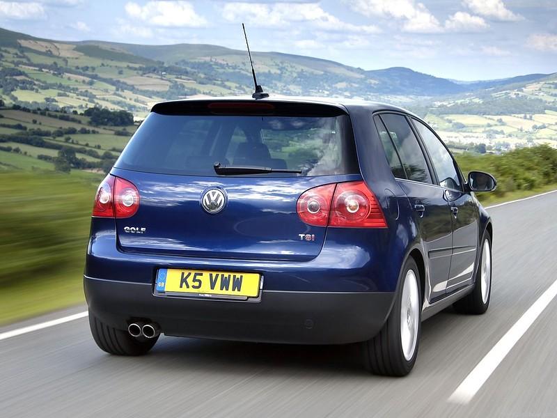 VW Golf V – 2004