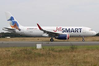 Airbus A320-232SL JetSMART CC-AWB / FWXAH | by herpeux_nicolas