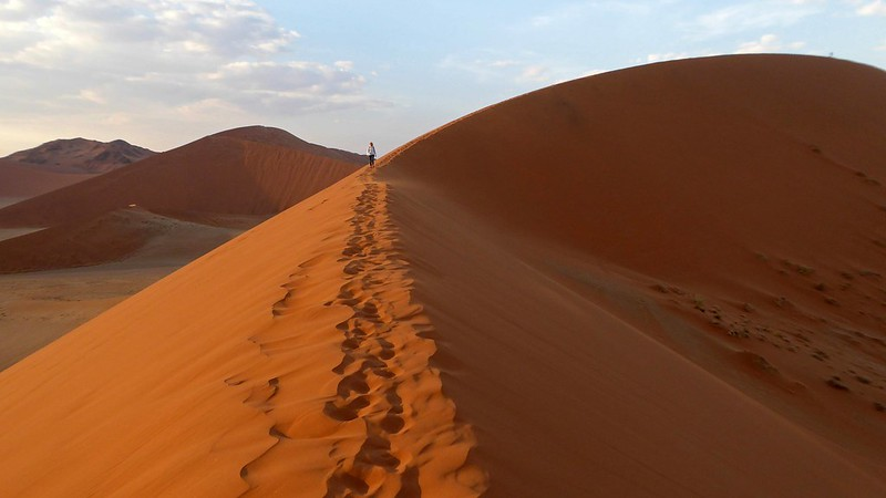 Namib Desert, NAMIBIA, July 2017