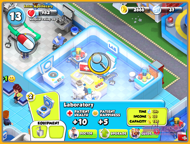 dream-hospital-game-review-android-007 | Cher Cabula | Flickr