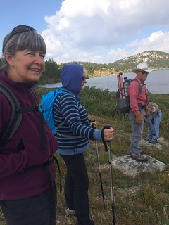 Beartooth hike with Tony and Sandy Linda | by Pierre Yeremian