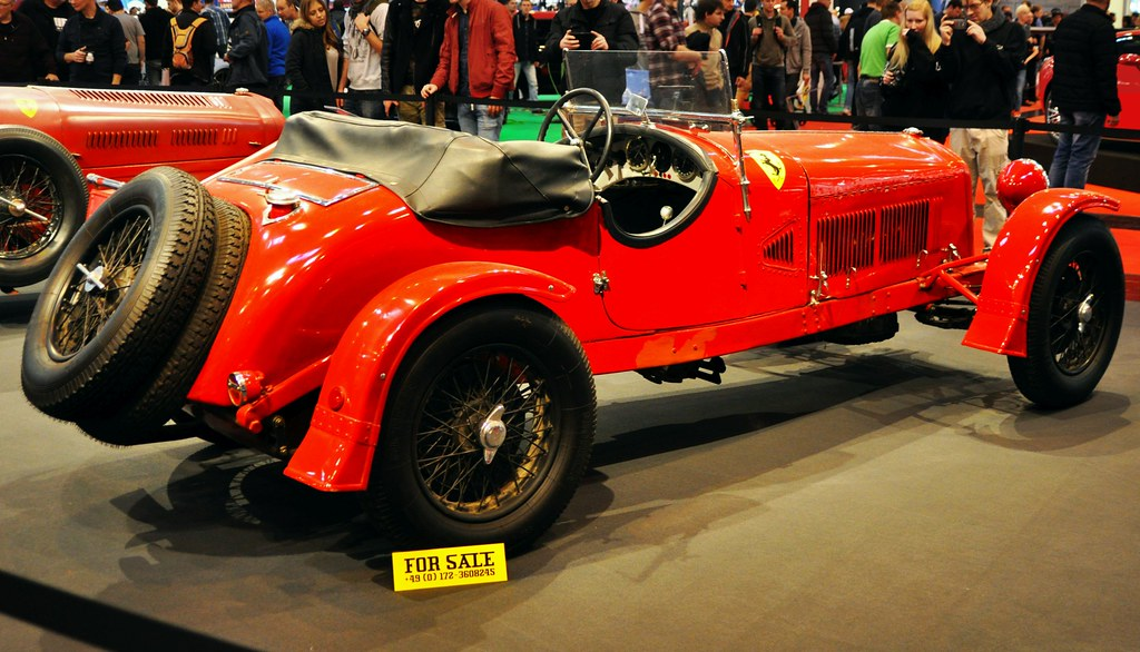 Alfa Romeo 6C 1750 I 1929