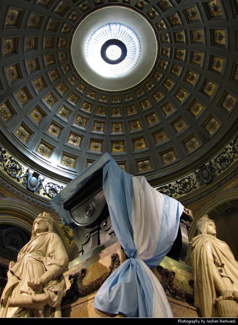 Mausoleum of General San Martín, Catedral Metropolitana, Buenos Aires, Argentina