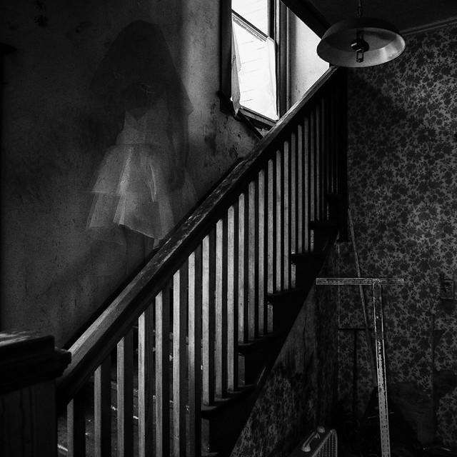 She Walks Down (Explored)