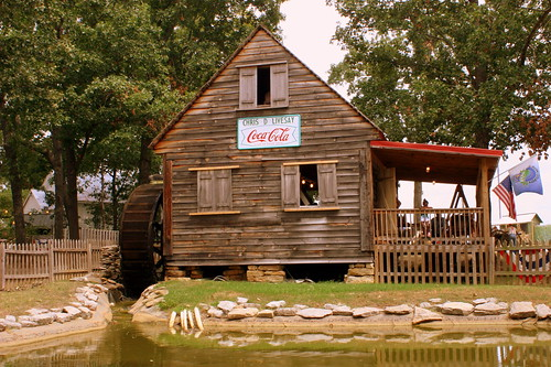 Livesay Mill - Fiddler's Grove