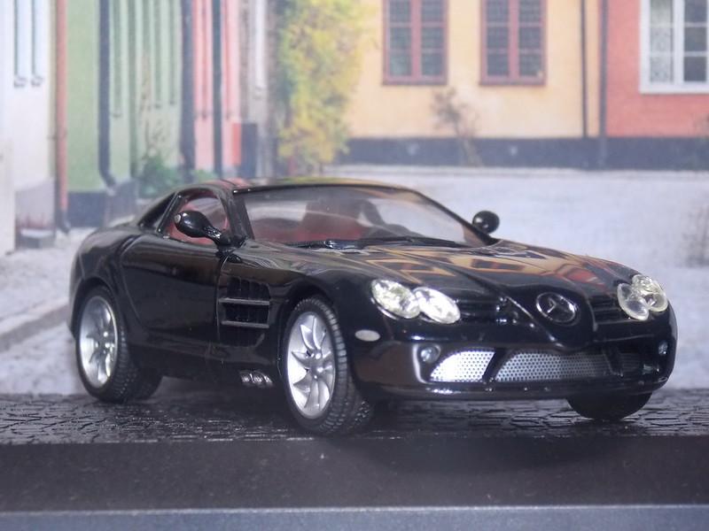 Mercedes Benz SLR Mc Laren - 2004
