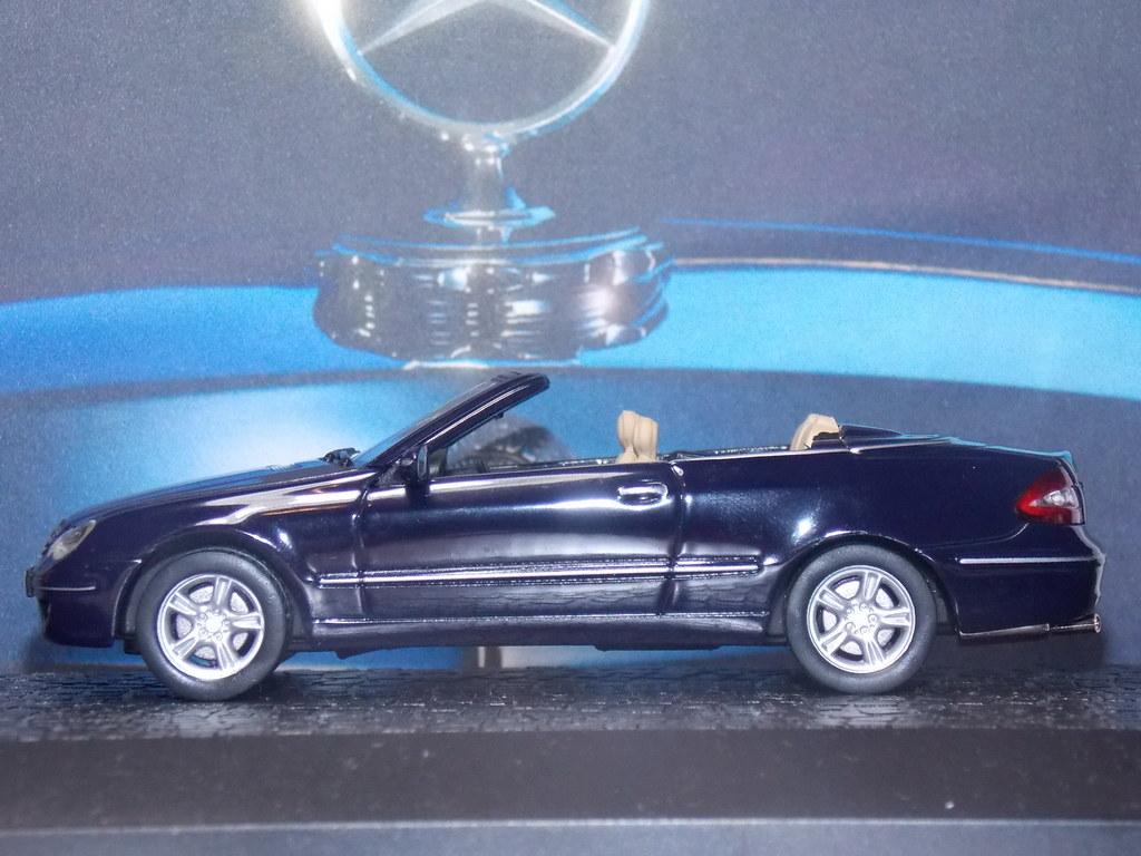 Mercedes Benz CLK350 Cabriolet – 2005