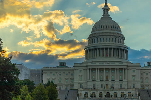 US Capitol August Morning | by JustinCEO