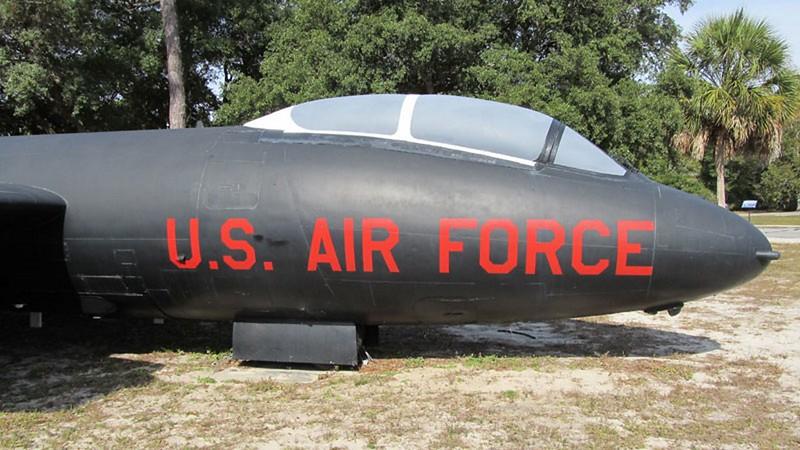 Martin B-57B 5