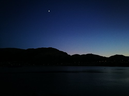 queenstown newzealand 皇后镇 新西兰 纽西兰 sunrise 日出 horizon