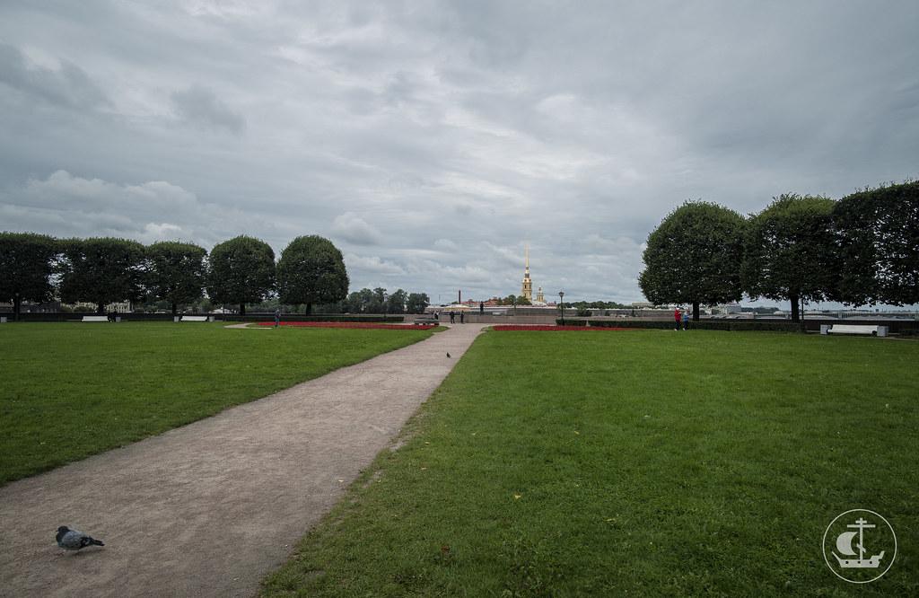 3 сентября 2017, Экскурсия по святыням Петербурга / 3 September 2017, Excursion to the Holy sites of St. Petersburg