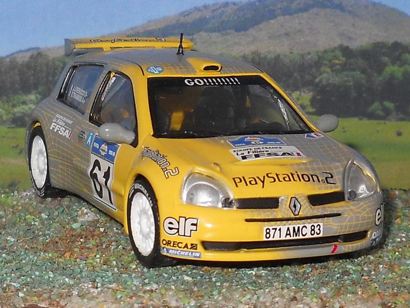 Renault Clio S1600 – Acrópolis 2003