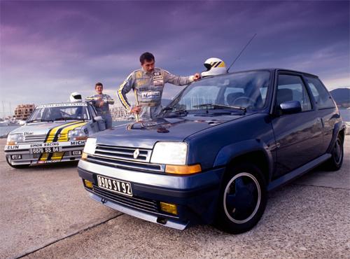 Renault Super 5 GT Turbo Alain Oreille – 1989
