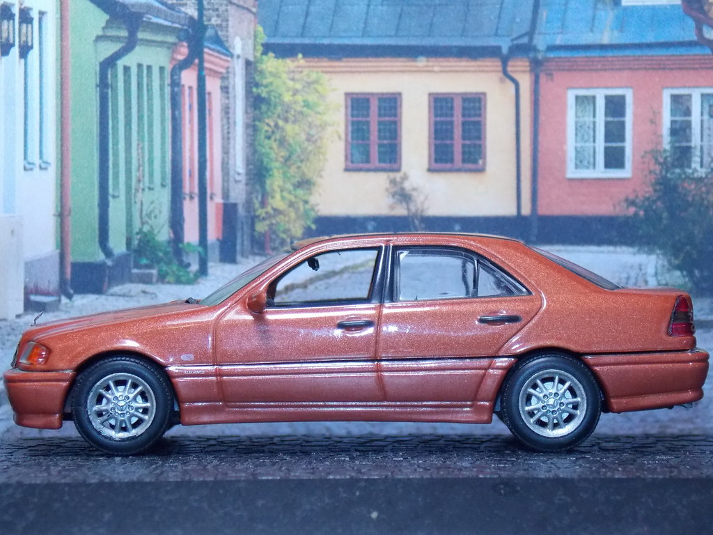 Mercedes Benz C220 Elegance – 1997
