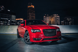 2018 Chrysler 300S with 5.7-liter HEMI® V-8 engine | by Az online magazin