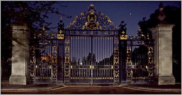 Jubilee gate Regents park
