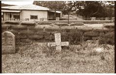 Grave At Trampas Chapel