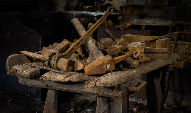 Tools, National Slate Museum
