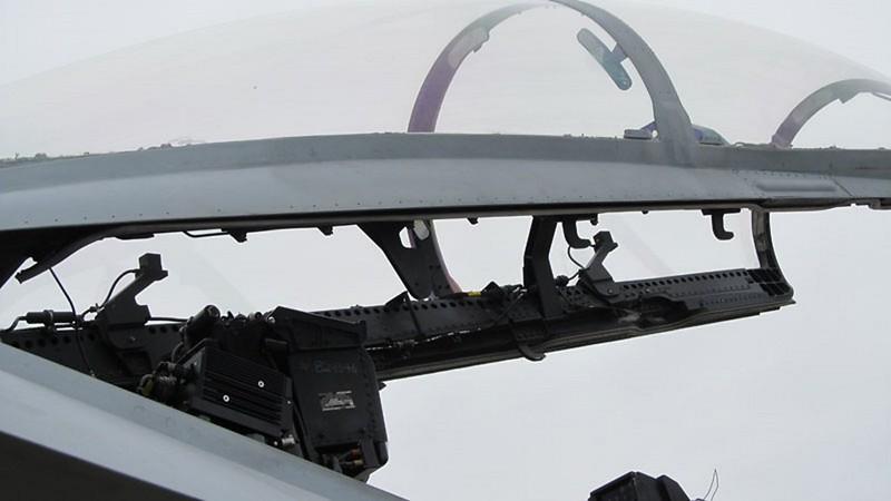 Boeing F-18 F Super Hornet 6
